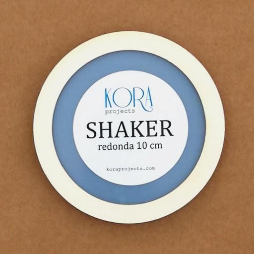 SHAKER REDONDA 10 CM KORA PROJECTS