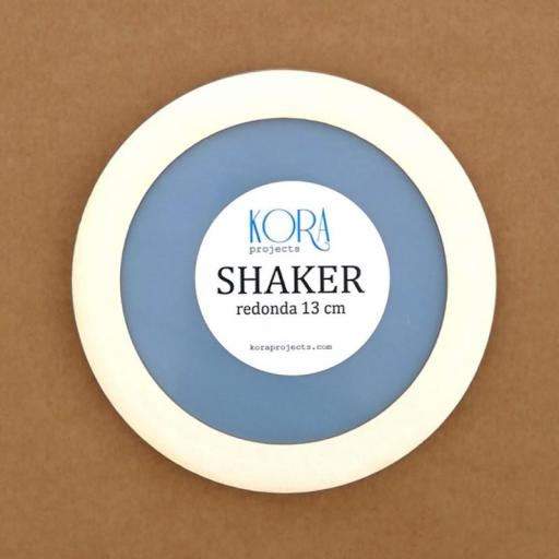 SHAKER REDONDA 13 CM KORA PROJECTS