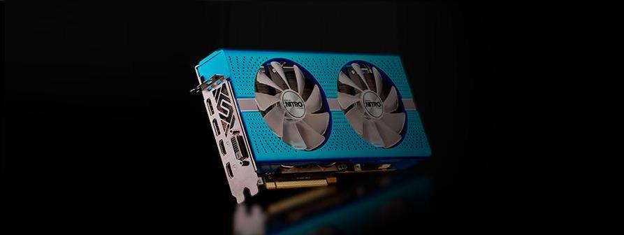 NUEVA SERIE AMD RADEON RX 590