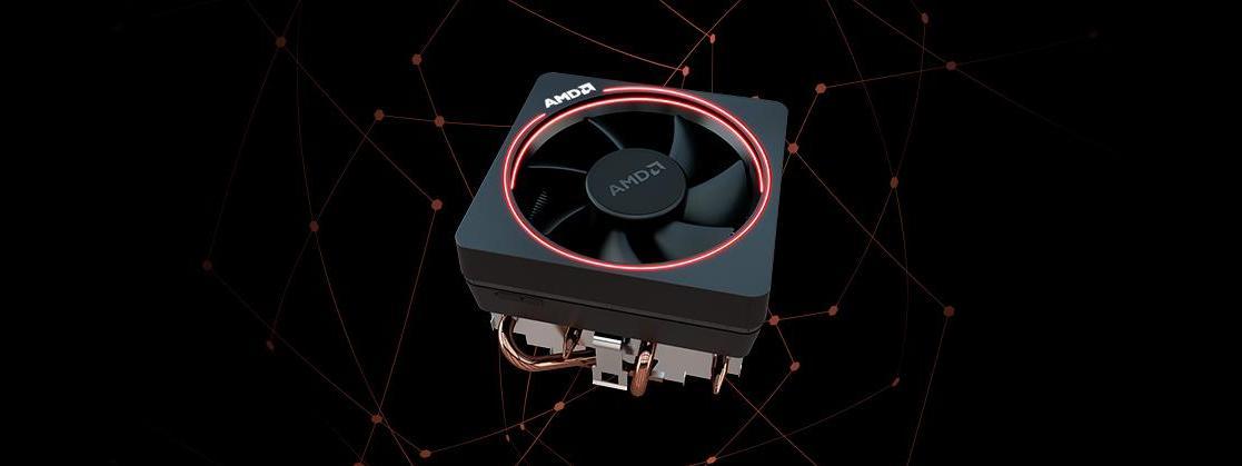 AMD WRAITH PRISM: MUCHA ILUMINACIÓN RGB PARA AMD RYZEN 2