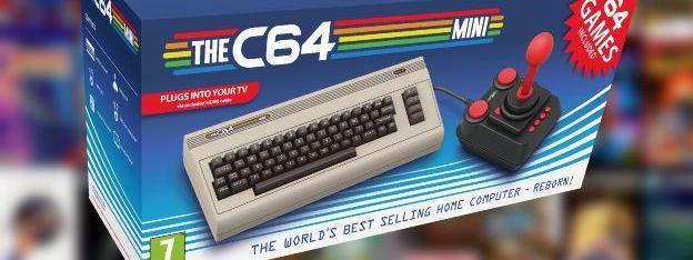 Commodore 64 vuelve en marzo con todos estos juegos