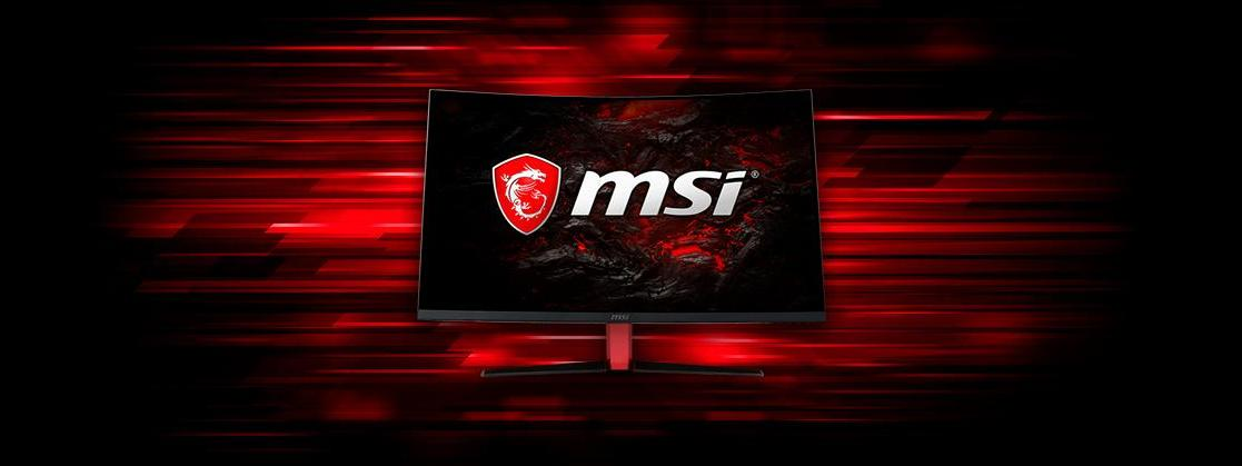 MSI OPTIX AG32CQ: AÑADE MAS MUNICIÓN A TU ARMAMENTO GAMING