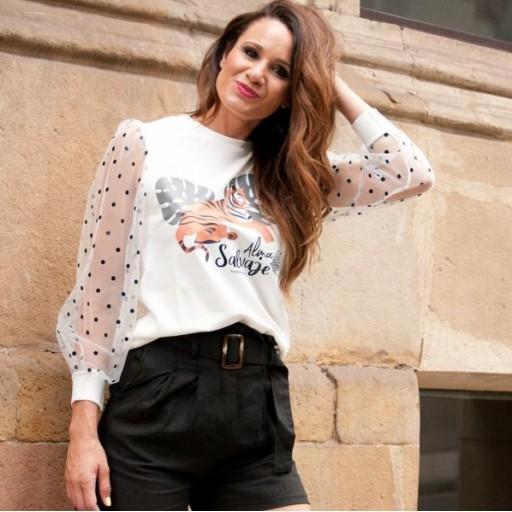 Camiseta Alma Salvaje - PixelizatexStudio16 [2]