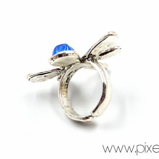 Anillo Libélula Azul [1]