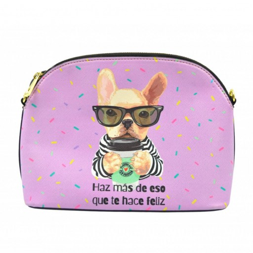 Bolso Bandolera Frenchie