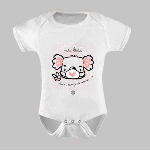 Body Bebé Tiempo de Coronavirus [1]