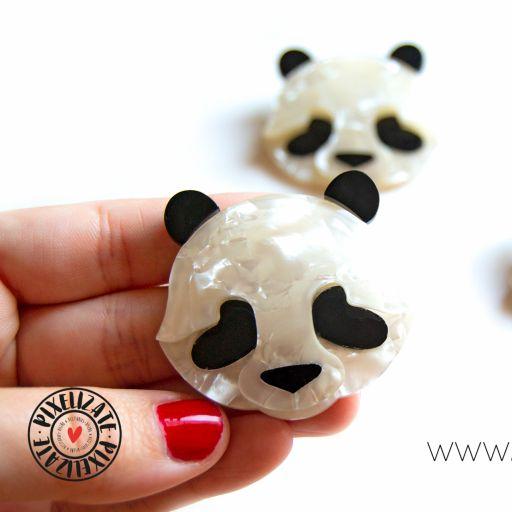 Broche Panda [2]