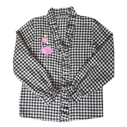Camisa Vichy Flamenco - PixelizatexStudio16