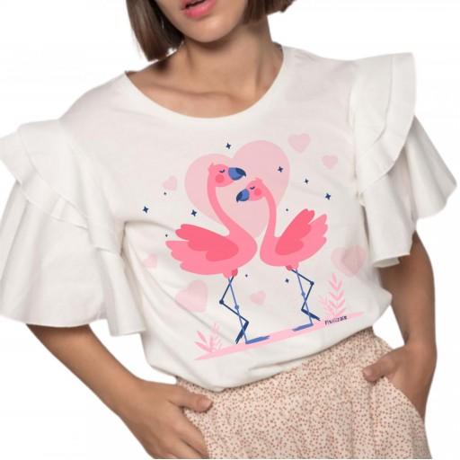 Camiseta Amor Flamenco [0]