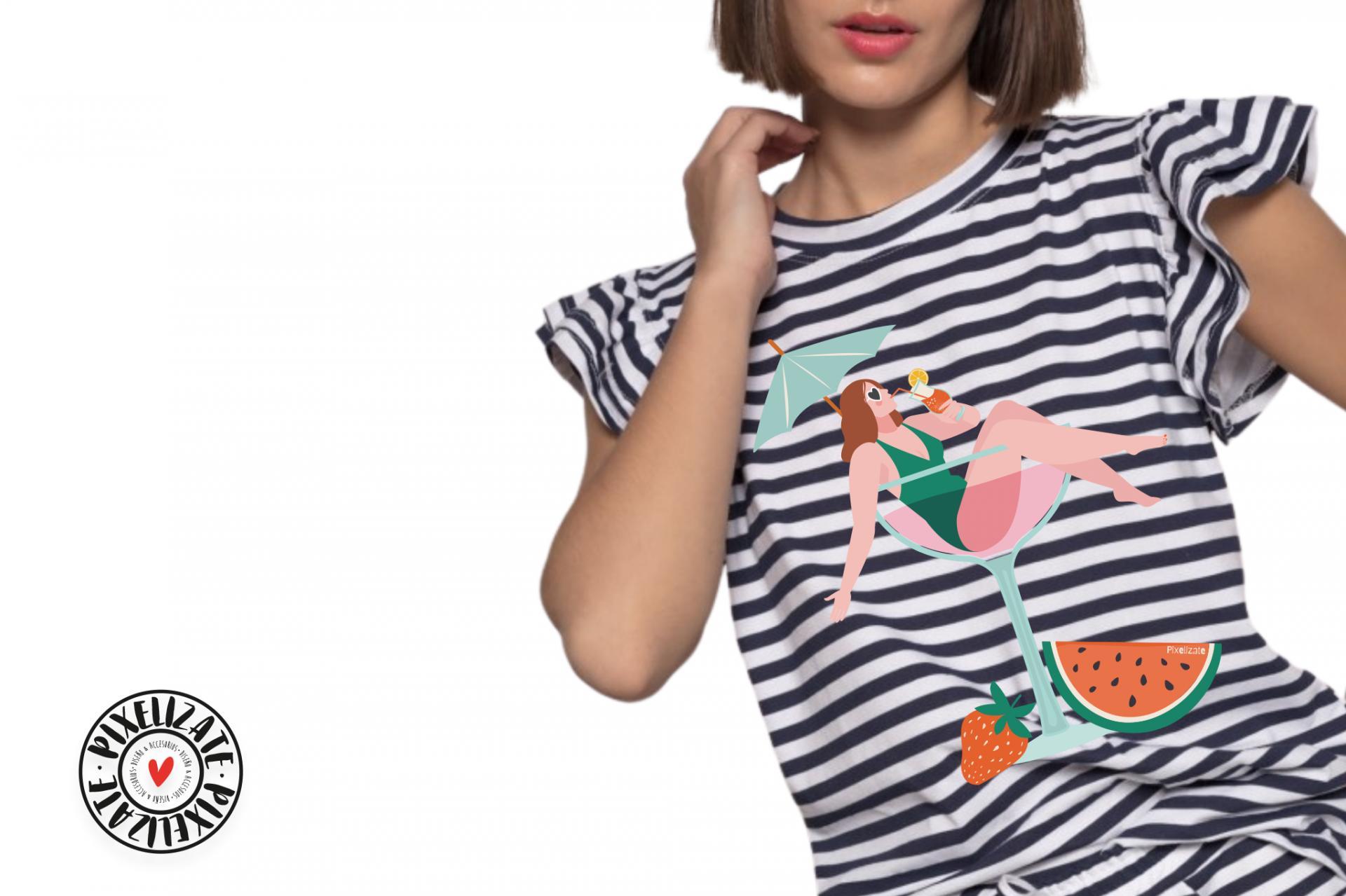 Camiseta Summertime