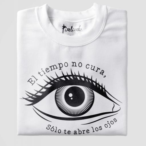 Camiseta Unisex Tiempo