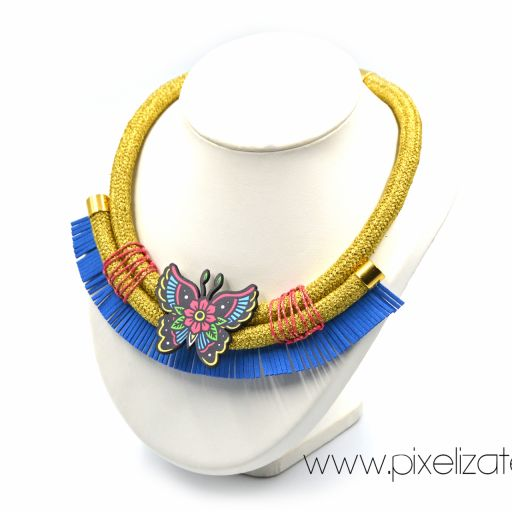 Collar Mariposa Brilli [1]