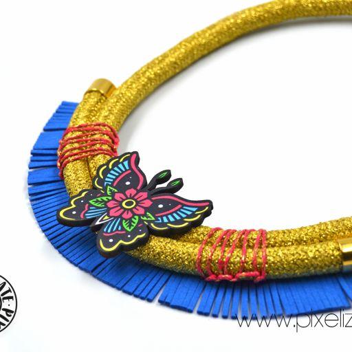 Collar Mariposa Brilli [2]