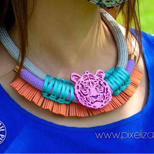 Collar Tigre Silver [1]