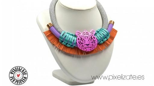 Collar Tigre Silver [2]