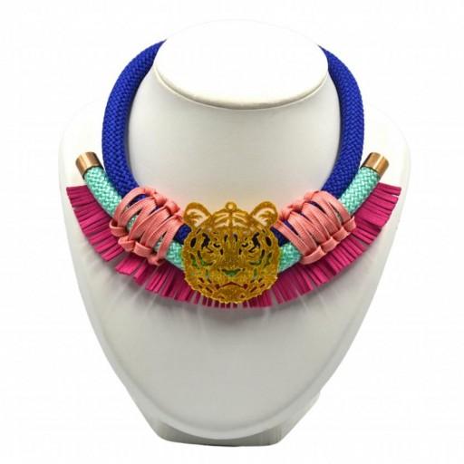 Collar Tigre Tropical