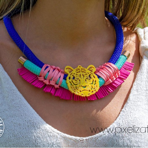 Collar Tigre Tropical [1]