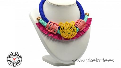 Collar Tigre Tropical [2]