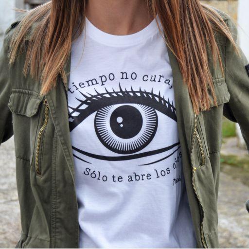 Camiseta Unisex Tiempo [1]