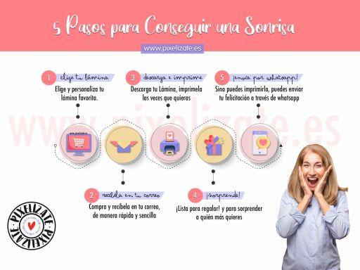 Lámina Digital Personalizada Inicial Dia de la Madre [2]