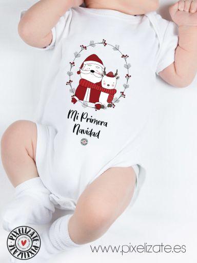 Body Bebé Mi Primera Navidad [1]