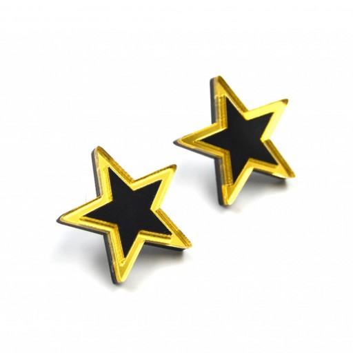 Pendientes Estrellas