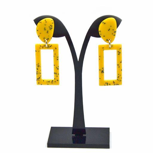 Pendientes Granito Amarillo