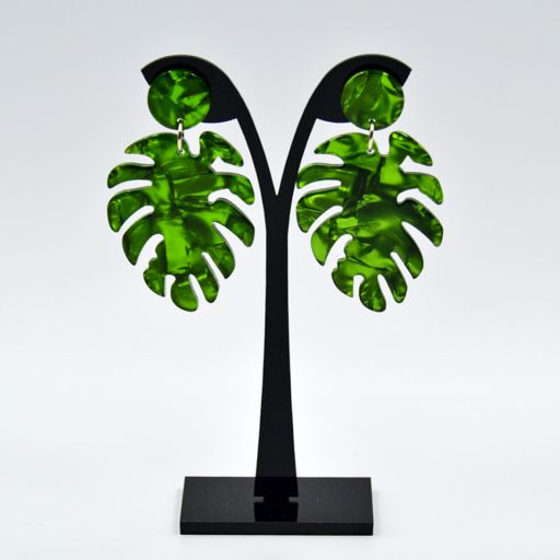 Pendientes Palm Green [0]