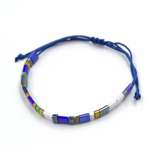 Pulsera Bali Azul