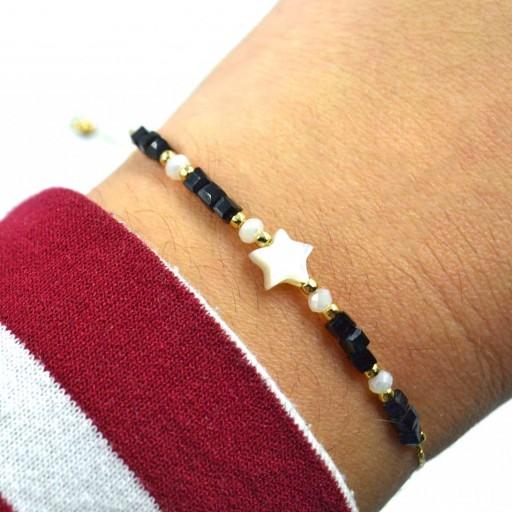 Pulsera Estrella Black [1]