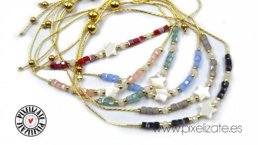 Pulsera Estrella Opal [2]