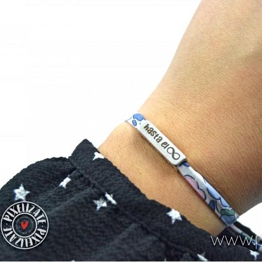 Pulsera Liberty Azul Juntos [1]