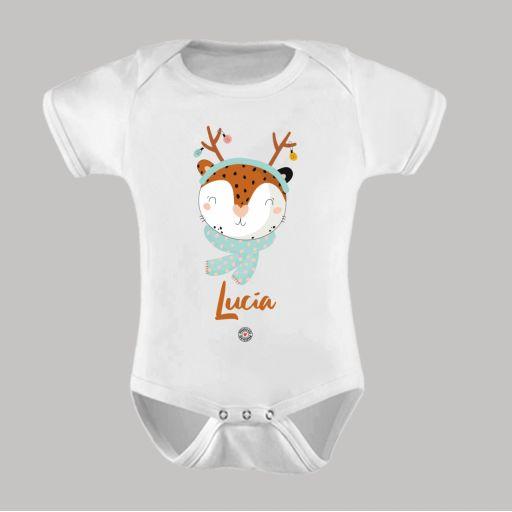 Body Bebé Reno Personalizado