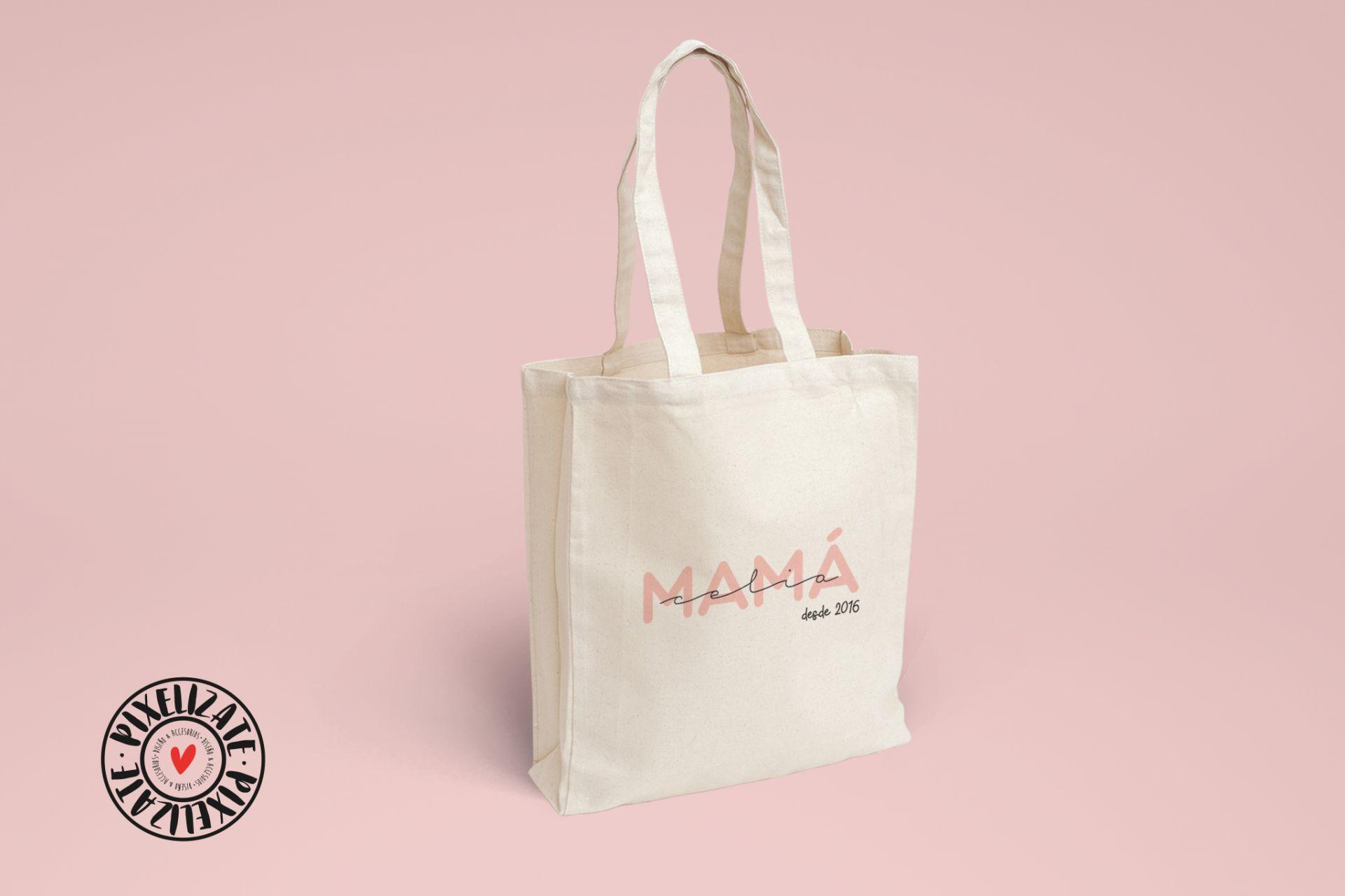 Bolsa de Tela Personalizada MAMÁ