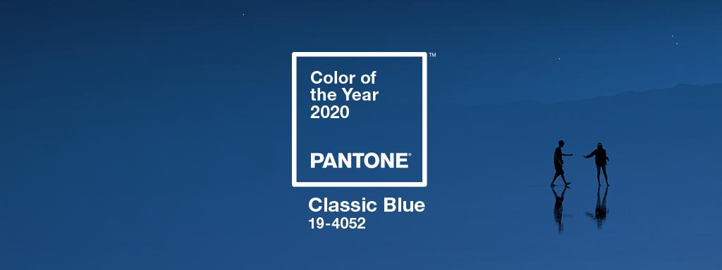 Classic Blue: El color que reinará en 2020 según Pantone