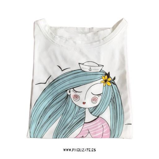 Camiseta Sirena  [2]