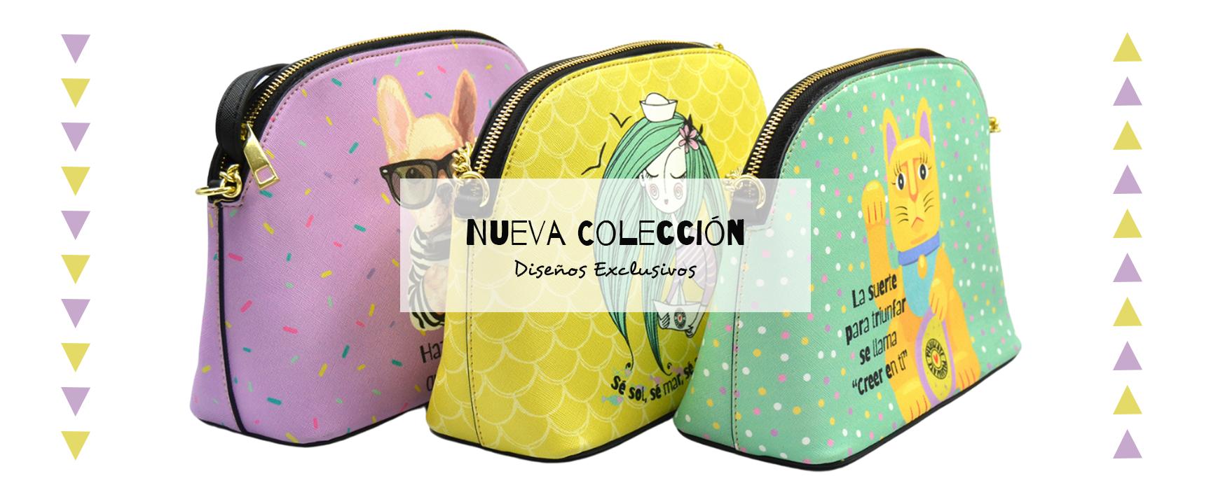 Nueva Colección de Bolsos Pixelizate
