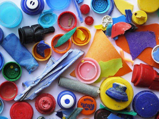 Rsiduos Plástico