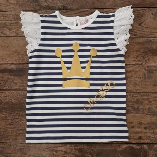 Camiseta Eva Castro