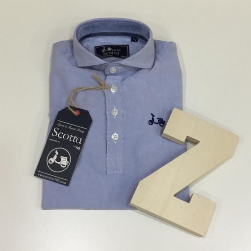 Camisa Scotta [0]