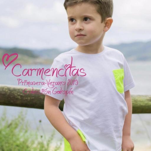Camiseta Carmencitas