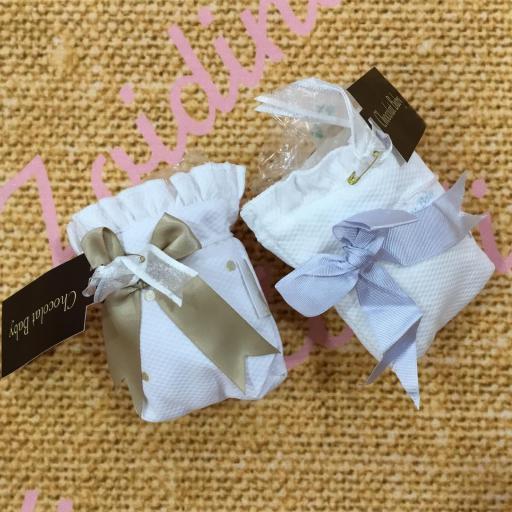Porta chupete Chocolat Baby [2]