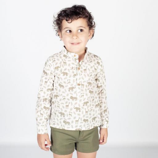 Camisa Baby Yiro