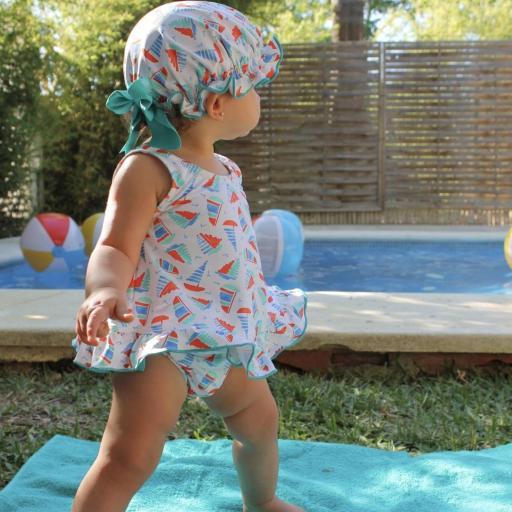 Vestido bebé Marena