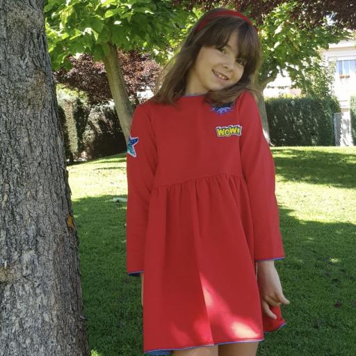 Vestido Mon Petit Bonbon
