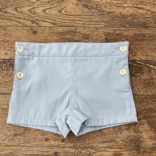 Pantalón corto Baby Yiro