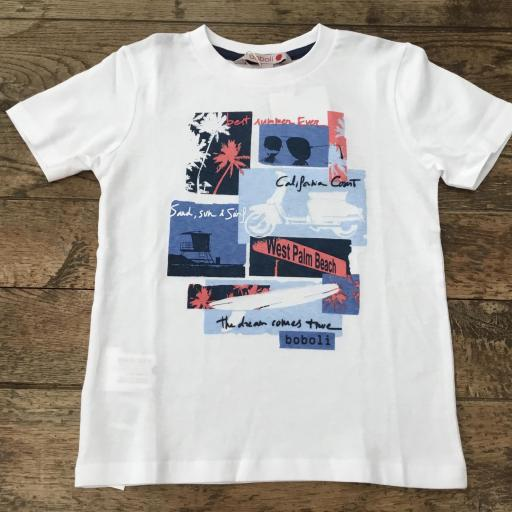 Camiseta Bóboli
