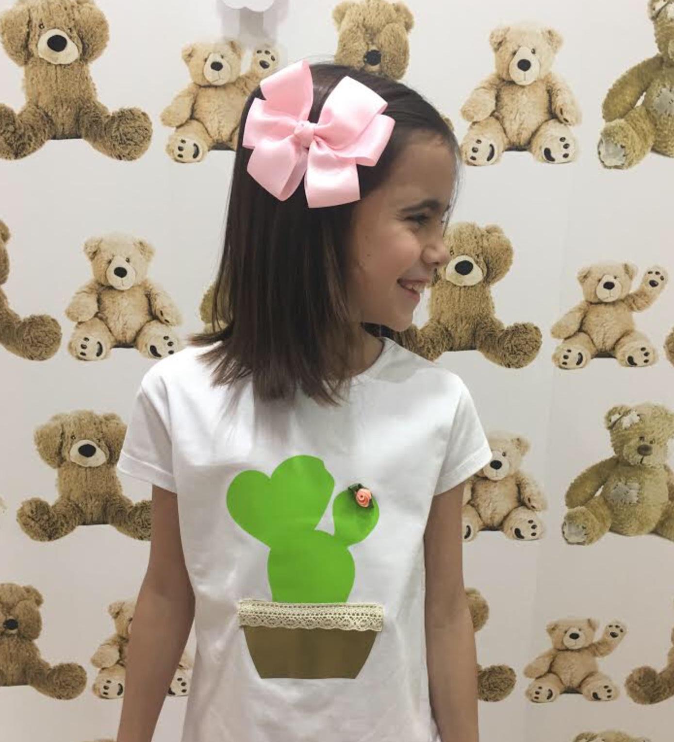 Camiseta Mon Petit Bonbon