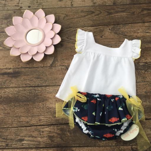 Camiseta Baby Yiro  [1]