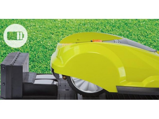 Robot cortacesped automatico G-Force SR 1500 [1]